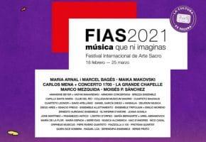 FIAS 2021 - Conciertos, cartel y entradas | Programación