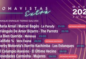 Tomavistas Extra 2021 - Conciertos, cartel y entradas