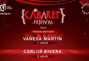Cabaret Festival en Úbeda - 2021 - Conciertos, fechas y entradas