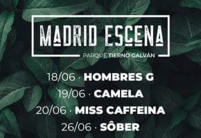 Madrid Escena 2021 - Conciertos, cartel y entradas