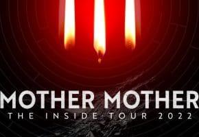 Conciertos de Mother Mother en Madrid y Barcelona - 2022 - Entradas