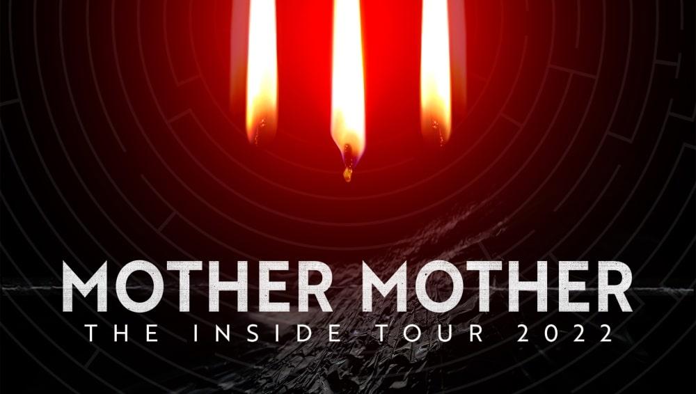 Conciertos de Mother Mother en Madrid y Barcelona – 2022 – Entradas