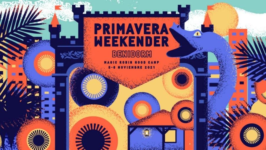 Primavera Weekender 2021 – Conciertos, cartel y entradas