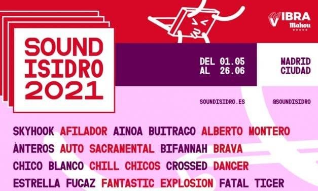 Sound Isidro 2021 – Conciertos, cartel y entradas