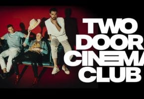 Concierto de Two Door Cinema Club en Madrid - 2021 - Entradas