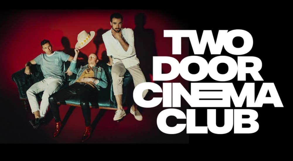 Concierto de Two Door Cinema Club en Madrid – 2021 – Entradas