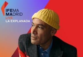 Concierto de Ben Harper en IFEMA Madrid Live - 2021 - Entradas