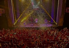 Bily Boom Band en Inverfest 2021 - Crónica en el Teatro Nuevo Alcalá