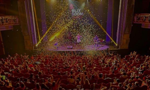 Bily Boom Band en Inverfest 2021 – Crónica en el Teatro Nuevo Alcalá