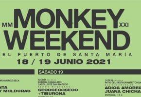Monkey Weekend 2021 - Conciertos, cartel y entradas