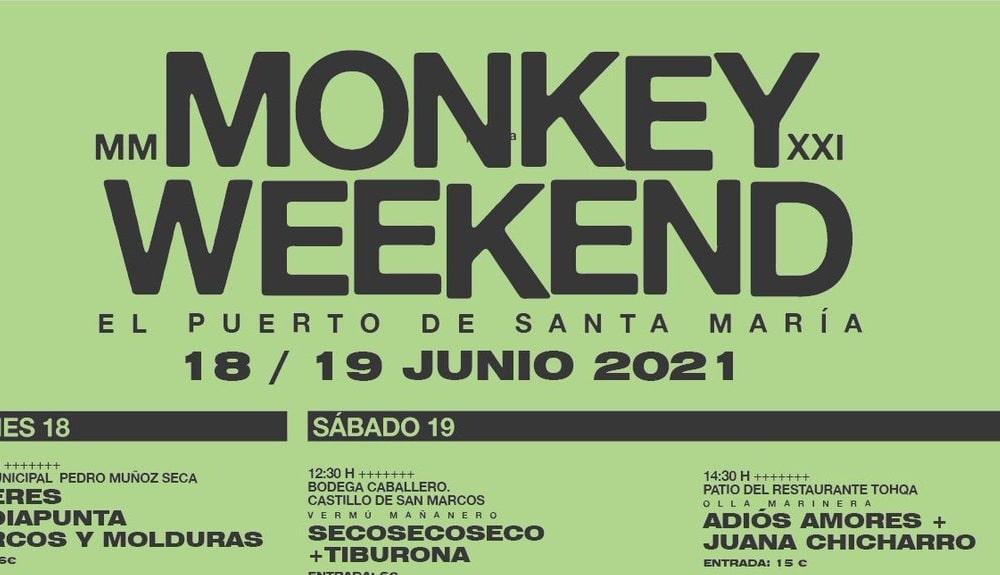 Monkey Weekend 2021 – Conciertos, cartel y entradas