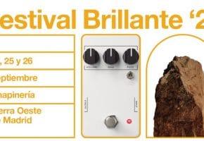 Festival Brillante 2021 - Conciertos, cartel y entradas