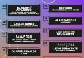 IFEMA Madrid Live - 2021 - Conciertos, cartel y entradas