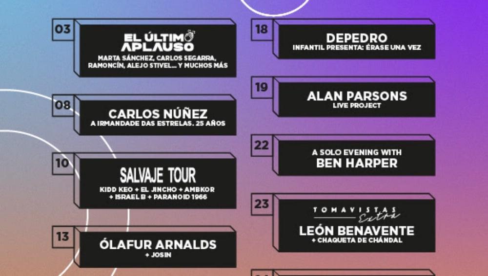 IFEMA Madrid Live – 2021 – Conciertos, cartel y entradas