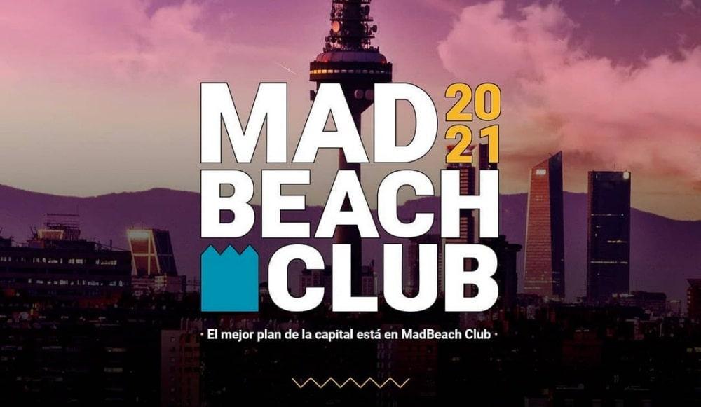 MadBeach Club 2021 – Conciertos, horarios, actividades y entradas