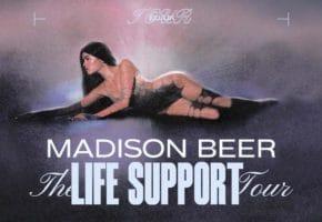 Conciertos de Madison Beer en Madrid y Barcelona - 2022 - Entradas