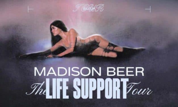 Conciertos de Madison Beer en Madrid y Barcelona – 2022 – Entradas