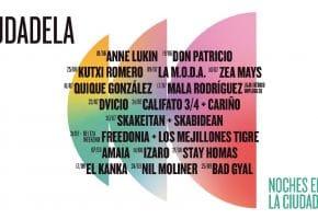 Noches en la Ciudadela de Pamplona - 2021 - Conciertos y entradas