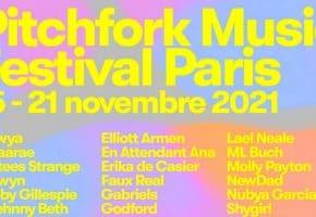 Pitchfork Music Festival Paris 2021 - Conciertos, cartel y entradas