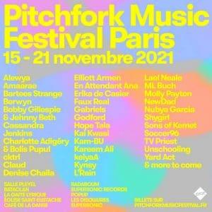 pitchfork paris