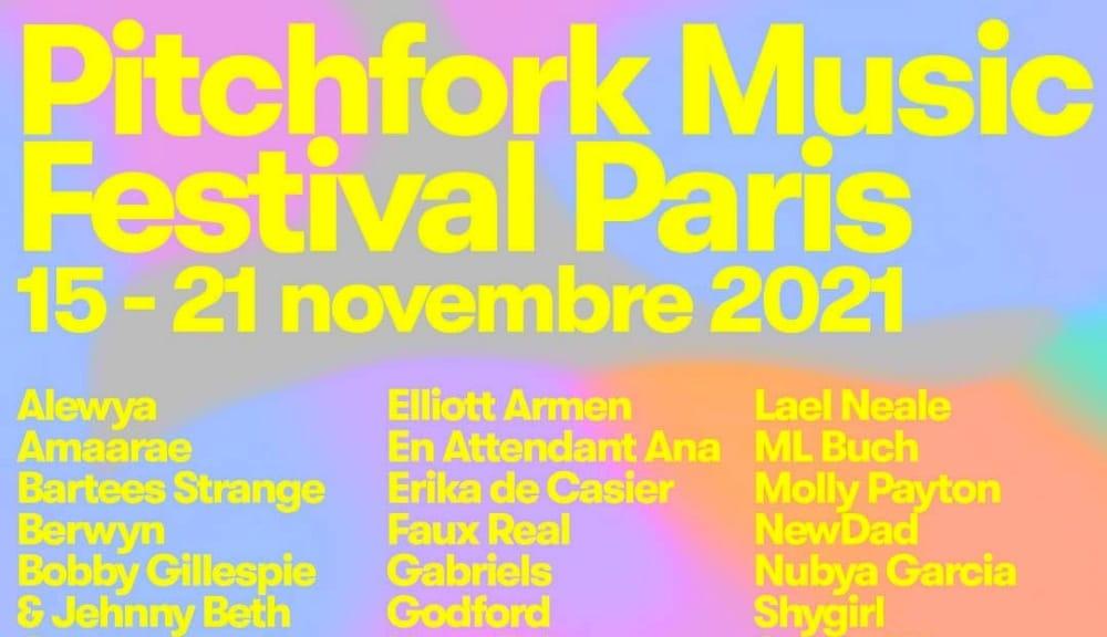 Pitchfork Music Festival Paris 2021 – Conciertos, cartel y entradas