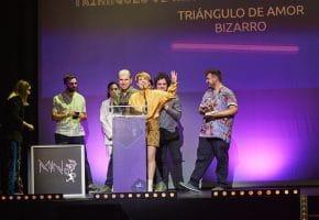 Premios MIN 2021 - Lista de ganadores: Delaporte, Triángulo de Amor Bizarro...