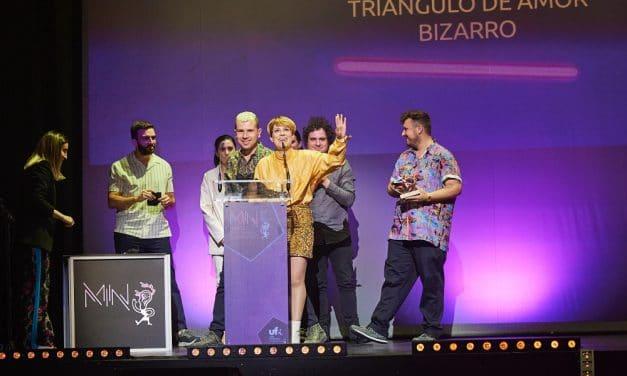 Premios MIN 2021 – Lista de ganadores: Delaporte, Triángulo de Amor Bizarro…