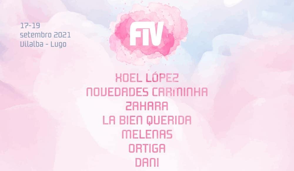 FIV de Vilalba 2021 – Conciertos, cartel y entradas