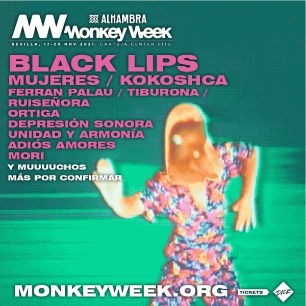 monkey week 2021 cartel
