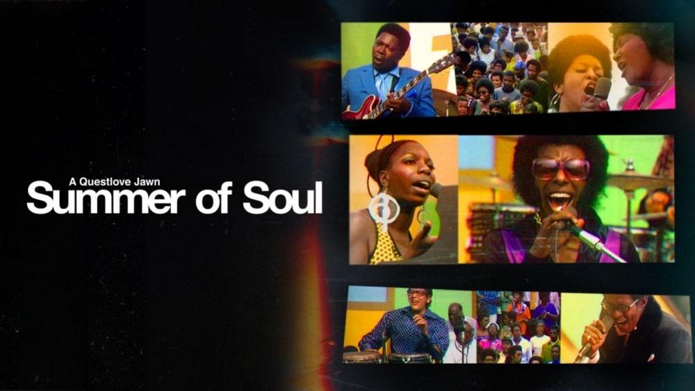"Summer of Soul, de Ahmir ""Questlove"" Thompson | Reseña"