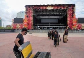 Los festivales y la cultura en directo dan un paso más hacia la normalidad