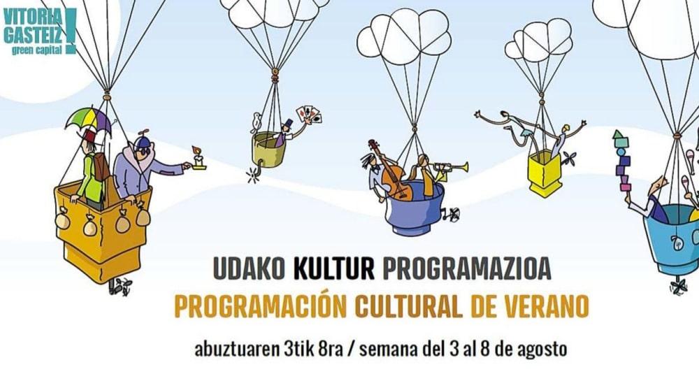 Fiestas de Vitoria 2021   Conciertos, horarios y entradas