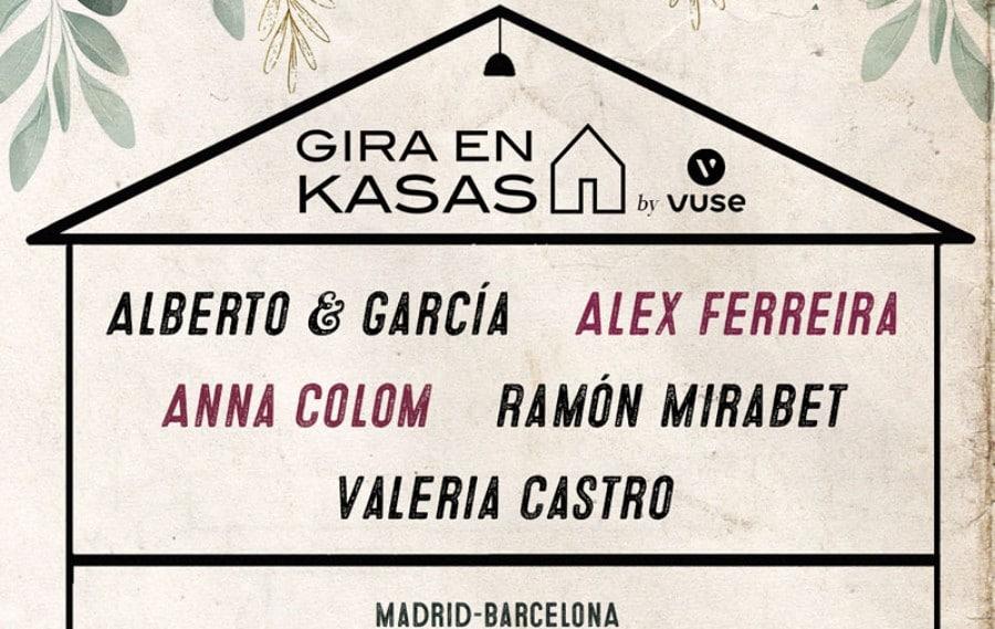 Gira en Kasas 2021 – Conciertos, fechas y entradas