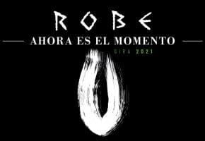 Conciertos de Robe en España - 2021 y 2022 - Entradas