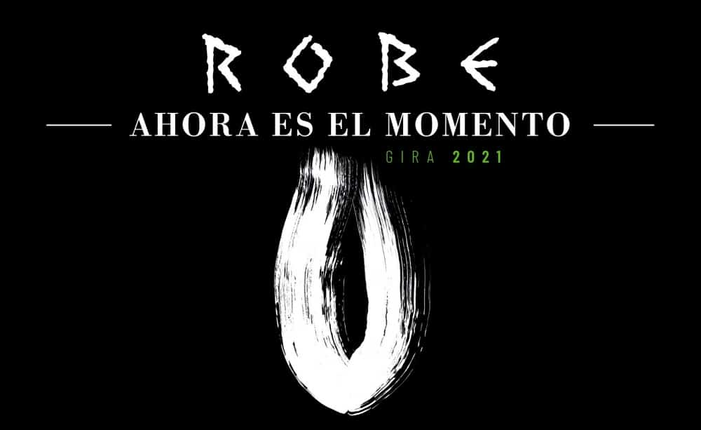 Conciertos de Robe en España – 2021 y 2022 – Entradas