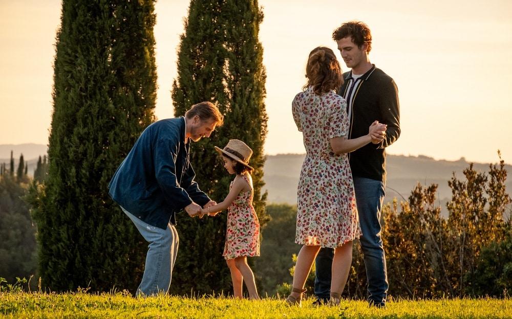 Una Villa en la Toscana   Reseña de la película dirigida por James D'Arcy