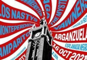 Block Party Arganzuela 2021 - Conciertos, cartel y entradas