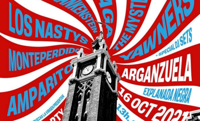 Block Party Arganzuela 2021 – Conciertos, cartel y entradas