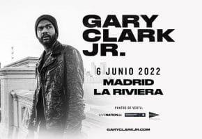 Concierto de Gary Clark Jr. en Madrid - 2022 - Entradas