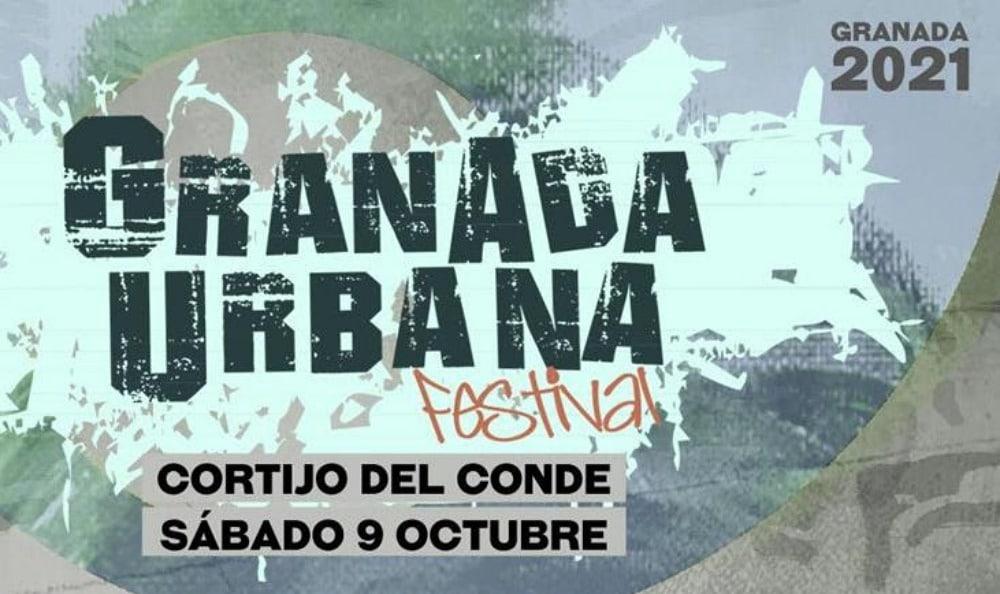 Granada Urbana Festival 2021 – Conciertos, cartel y entradas