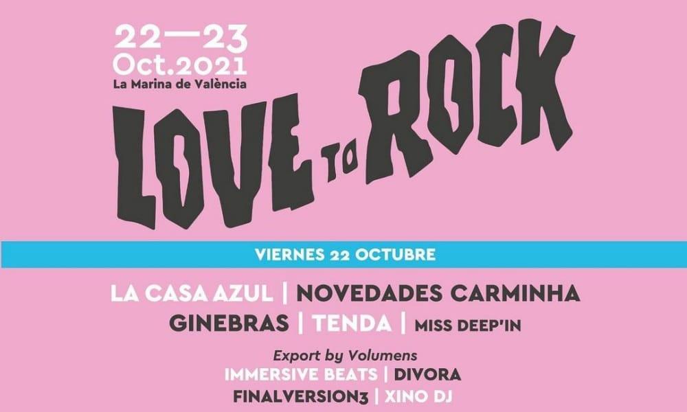 Love To Rock 2021 – Conciertos, cartel y entradas