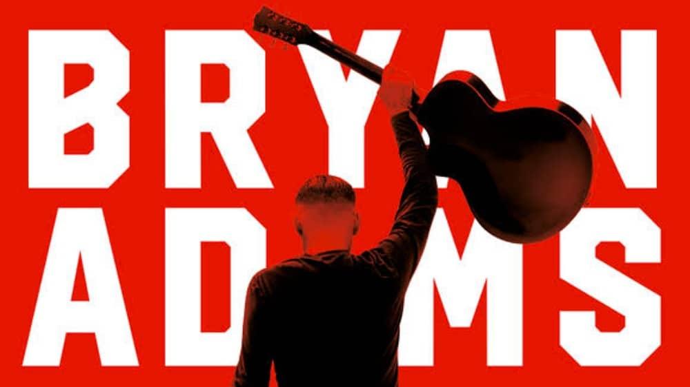 Conciertos de Bryan Adams en Madrid y Barcelona – 2022 -Entradas