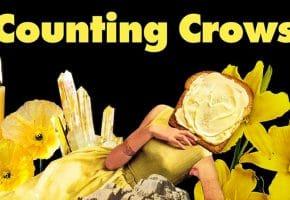 Conciertos de Counting Crows en España - 2022 - Entradas