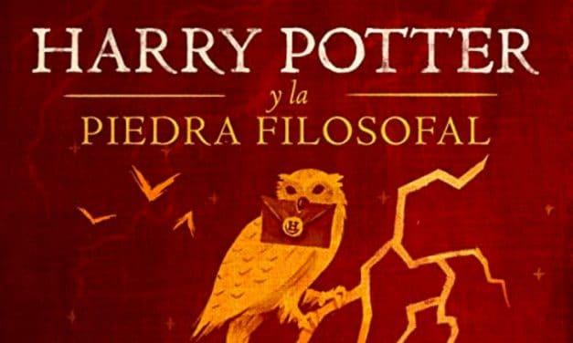 Audiolibros de la saga Harry Potter   Escuchar gratis