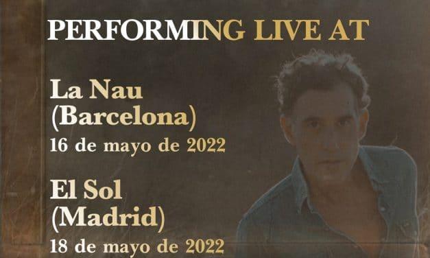 Conciertos de Joshua Radin en Madrid y Barcelona – 2022 – Entradas